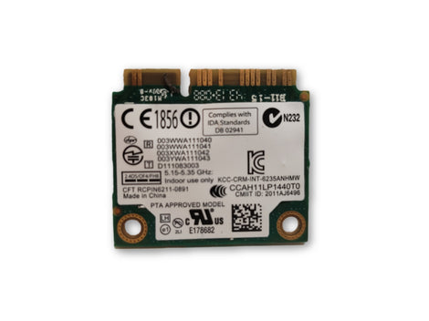 Dell Latitude E6440 E6540 Wireless WiFi Card 5K9GJ