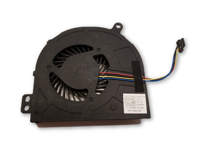 Dell Latitude E5540 E5440 CPU Cooling Fan 87XFX 087XFX