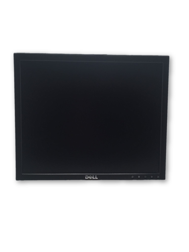 Dell 1707FPT 17'' LCD Flat Screen Monitor with VGA & Power Cables No Stand