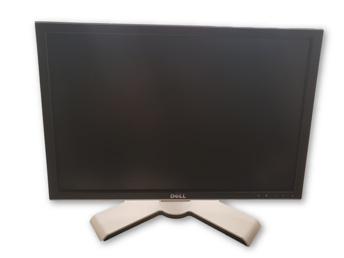 "Dell UltraSharp 2208WFPt 22"" Widescreen Black LCD Monitor VGA DVI"