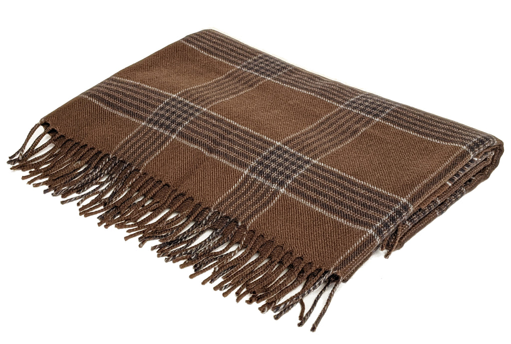 "Whisky & Tea ""Outlander Inspired"" Lambswool Blanket"