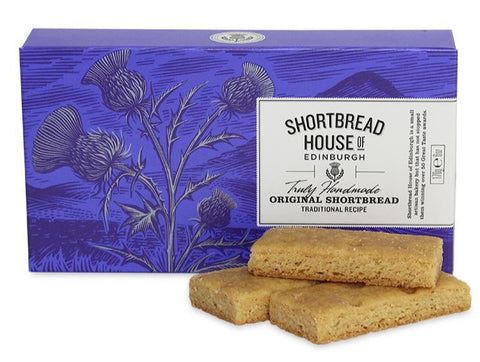 Shortbread House of Edinburgh Original Flavor Fingers