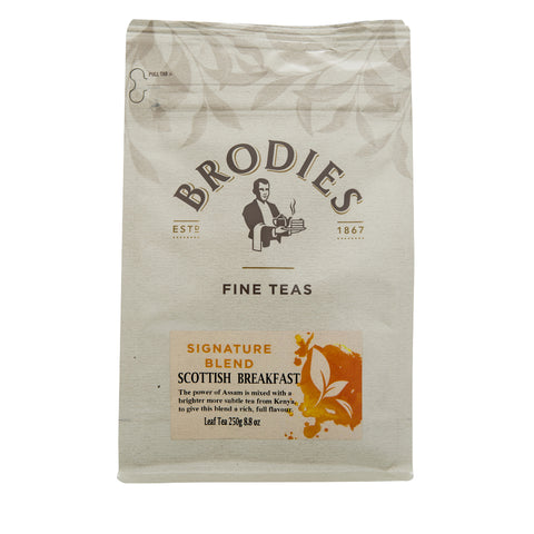 Scottish Breakfast Loose Leaf Tea - 8.8oz - The Scottish Grocer
