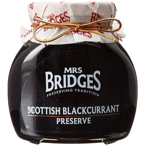 Scottish Blackcurrant Preserve - 12oz