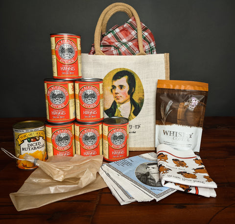 The Compleat Haggis Supper Kit!