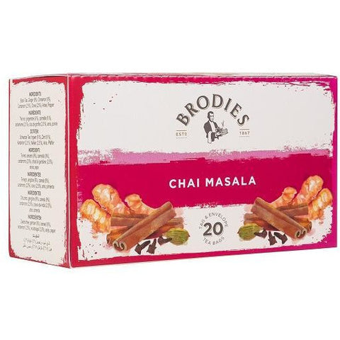 Chai Masala Tea, 20 Count - The Scottish Grocer