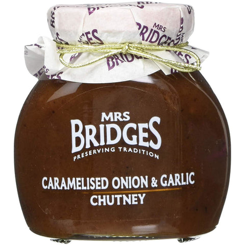 Carmelized Onion & Garlic Chutney - 10.5oz