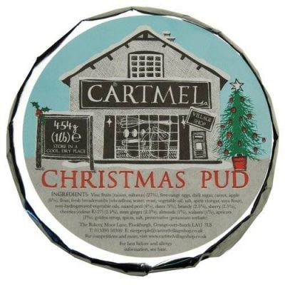 Cartmel Christmas Pudding 16 Ounce