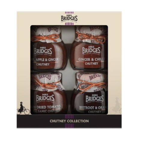 Mrs Bridges Chutney Collection