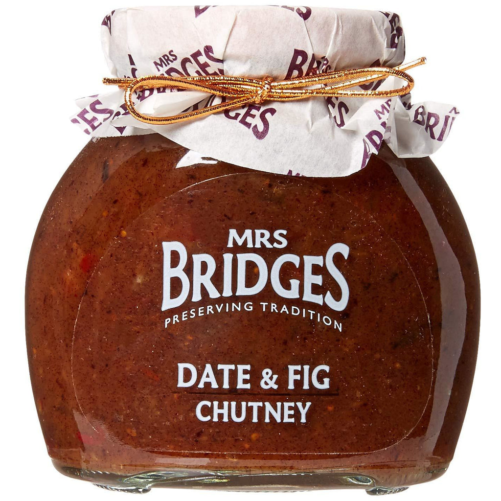 Date & Fig Chutney - 12oz