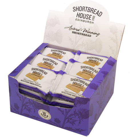 Box of 36 Twinpack Shortbread Fingers