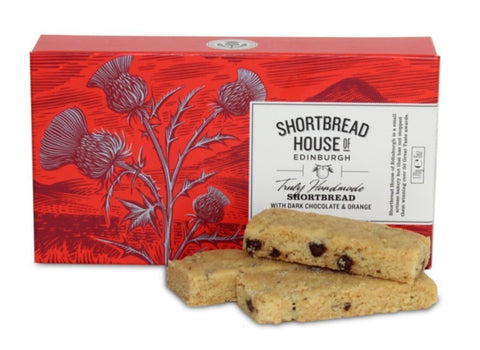 Shortbread Finger Box - Chocolate Chip Flavor - The Scottish Grocer