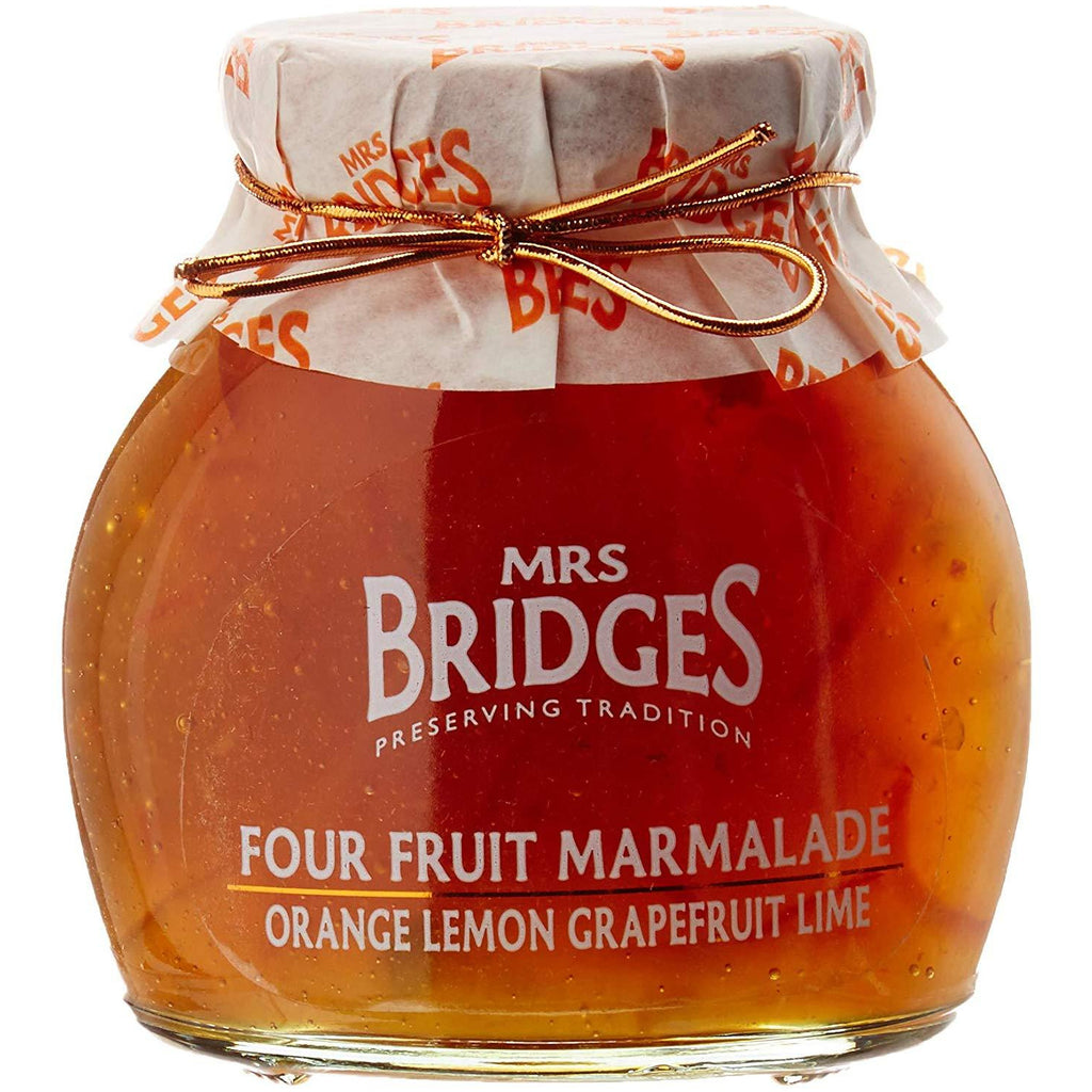 Four Fruit Marmalade - 12oz.