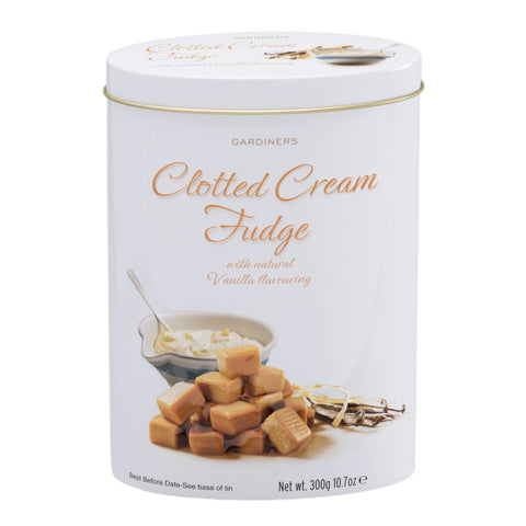 Clotted Cream Fudge Tin