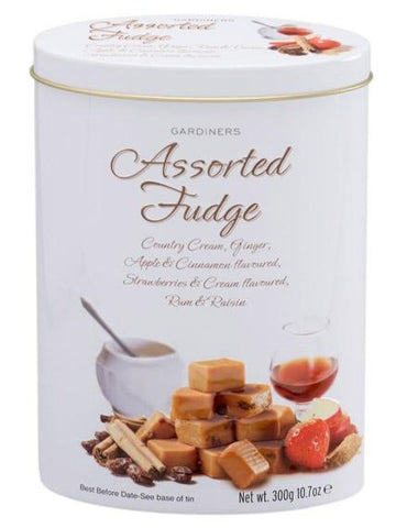 Luxury Assorted Fudge Tin
