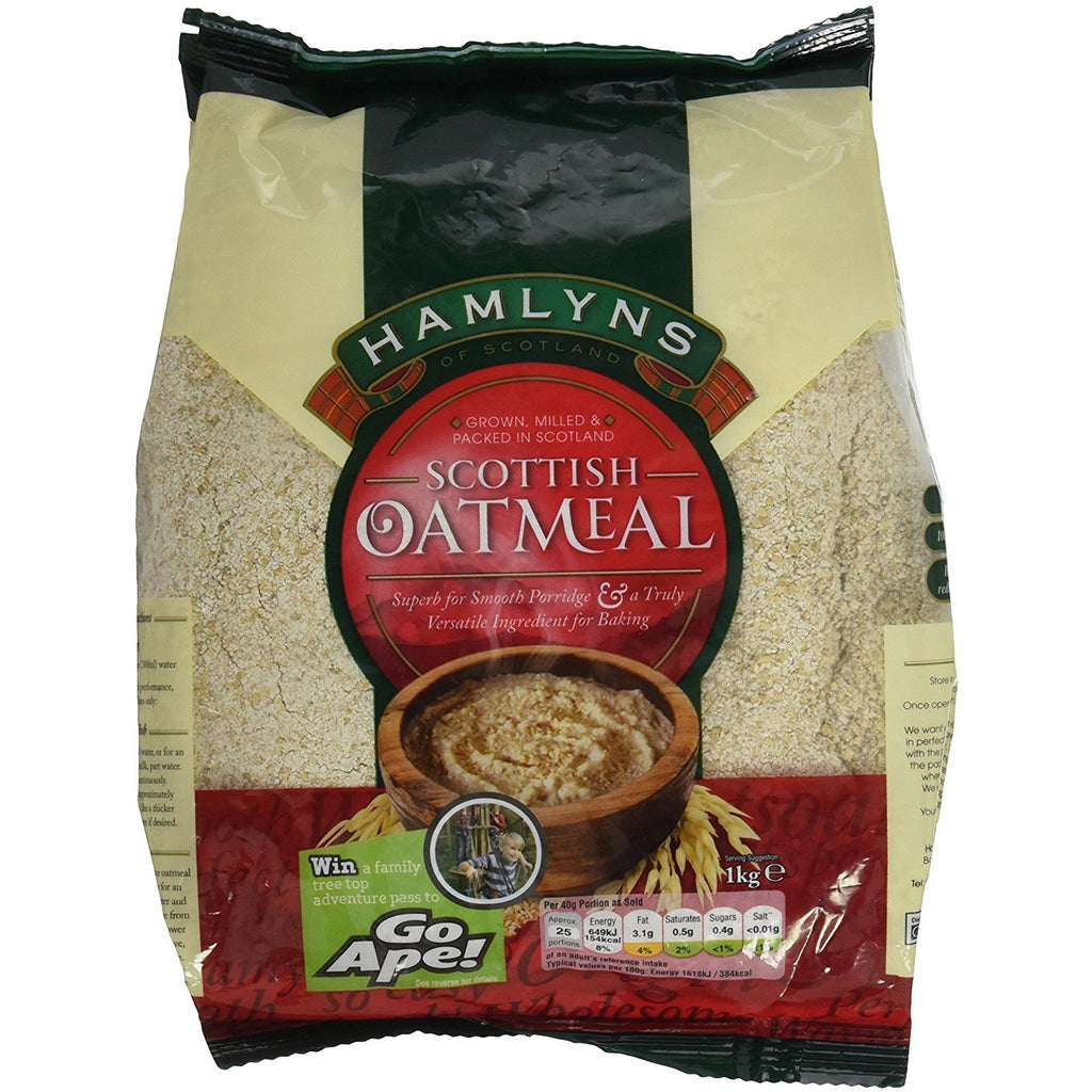 Hamlyns Scottish Oatmeal
