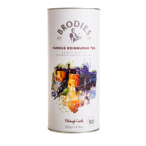 Famous Edinburgh Tea Drum - 8.8oz - The Scottish Grocer