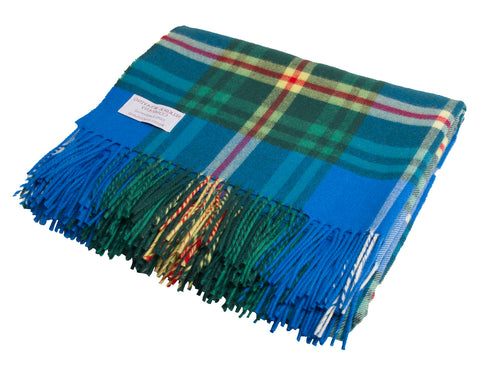 Nova Scotia Lambswool Blanket