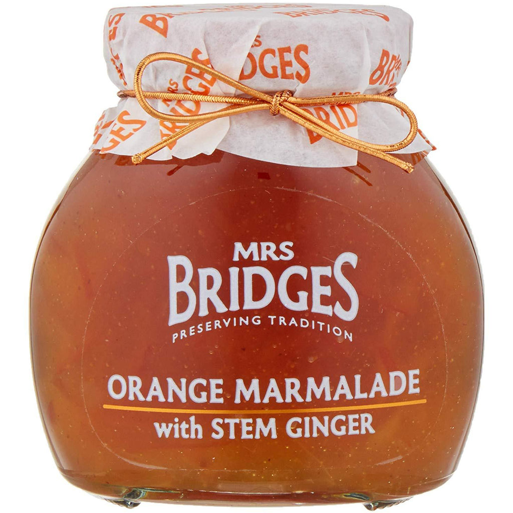 Marmalade with Stem Ginger - 12oz