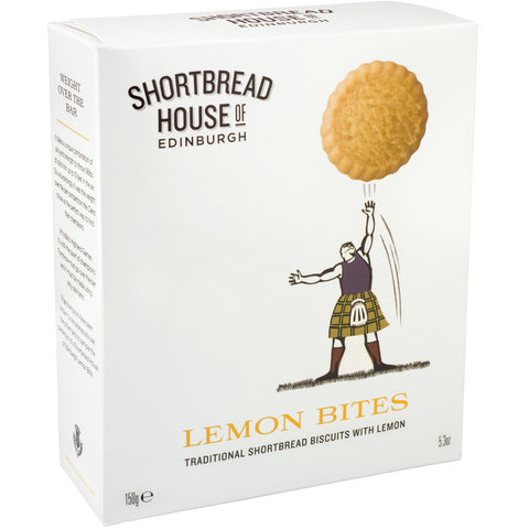 Shortbread Bites - Lemon