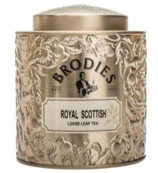 Royal Scottish Tea Loose Leaf Gift Tin