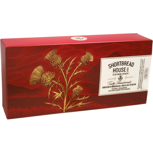 Shortbread House Selection Box SBX250
