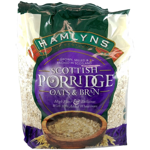 Porridge Oats & Bran - 26oz