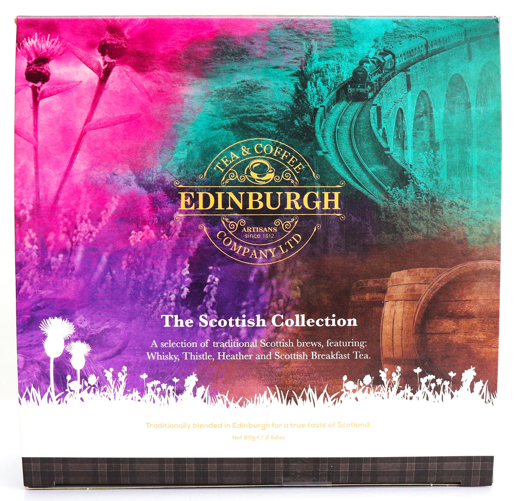 The Scottish Collection Tea Box