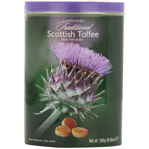 Traditional Scottish Toffee - 10.5oz