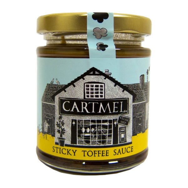 Cartmel Sticky Toffee Sauce, 6 Ounce