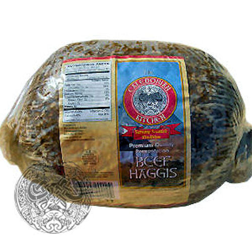 Presentation Haggis - 4 Pound - 2nd day Air - The Scottish Grocer