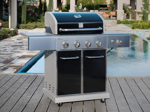 Kenmore 4 Burner plus Side Burner Grill