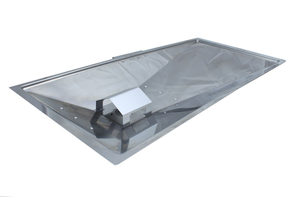 Replacement drip tray assembly for PG-40612SOLE