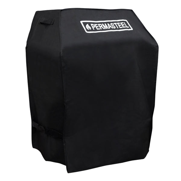 Permasteel Gas Grill Cover Fits 2-3 Burner Gas Grill 32L x 22W x 46 H - In.