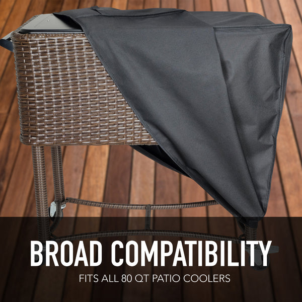 Permasteel Universal Patio Cooler Cover