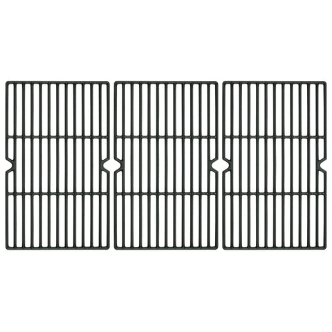 Permasteel Grill Parts for Kenmore 6 Burner Grill Cooking Grates (Set of 3)