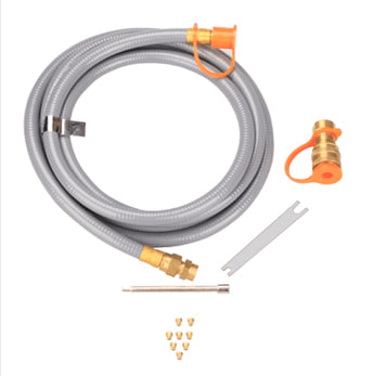 Permasteel Natural Gas Conversion Kit for PG-40606SOLA
