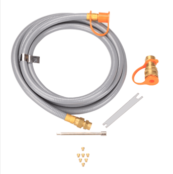 Permasteel Natural Gas Conversion Kit for PG-40612SOLE