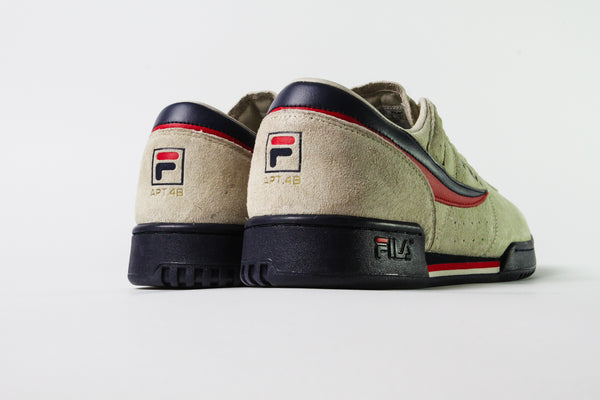 "APT.4B x FILA ""Be Original"""