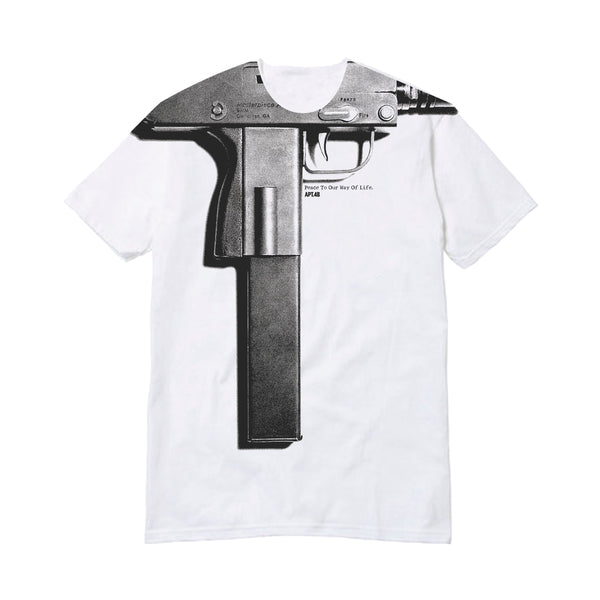 APT.4B ACP T-Shirt in White