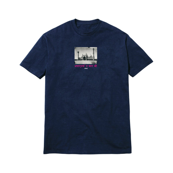 APT.4B Sanctuary T-Shirt in Navy