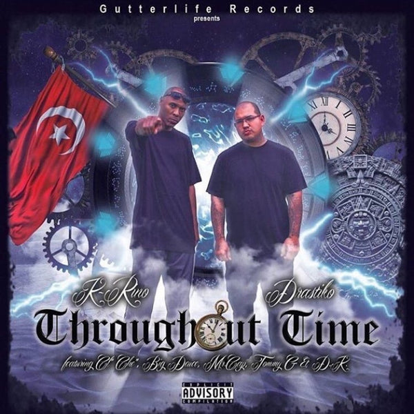 Throughout Time [Gutterlife Records Presents]