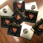 Lil Keke- Don't Mess Wit Texas- Enamel Hat-Pin