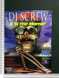 "3 N' The Mornin' 20th Anniversary - DJ SCREW POSTER 18"" x 24"""