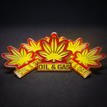Oil & Gas  Enamel Hat Pin