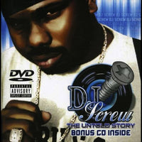 The Untold Story : DVD & CD