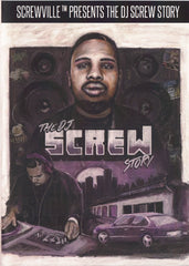 The DJ Screw Story (DVD Documentary)