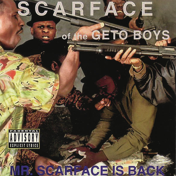 Mr. Scarface Is Back (Vinyl Record)