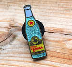 Texas (Topo Chico style) Enamel Hat Pin