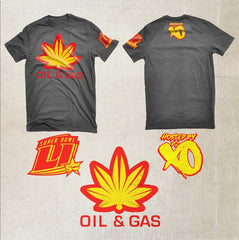 Oil & Gas - T-Shirt